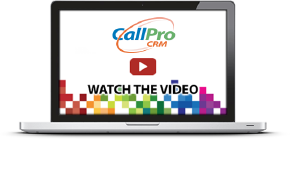 CallPro CRM - Call effiency features